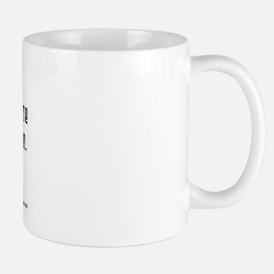 Immaculate Conception of TomK Mug