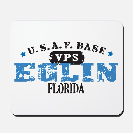 Eglin Air Force Base Mousepad