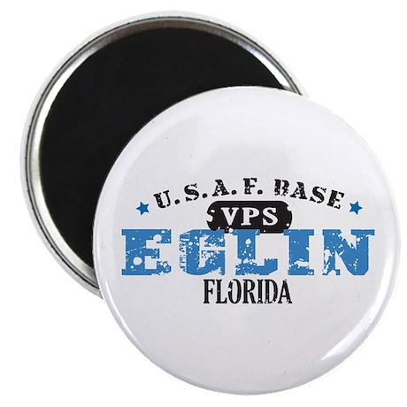 "Eglin Air Force Base 2.25"" Magnet (100 pack)"