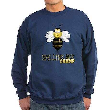 Spelling Bee Champ Sweatshirt (dark)