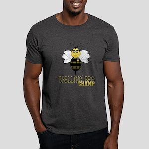 Spelling Bee Champ Dark T-Shirt