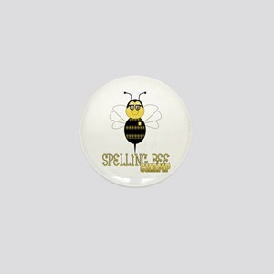 Spelling Bee Champ Mini Button