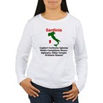 Sardinia Women's Long Sleeve T-Shirt