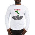 Sardinia Long Sleeve T-Shirt