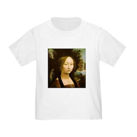 Da Vinci Toddler T-Shirt