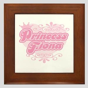 """""""Princess Fiona"""" Framed Tile"""