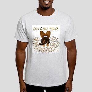 RHT Cardi Got Fuzz? Ash Grey T-Shirt