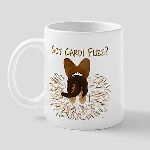 RHT Cardi Got Fuzz? Mug