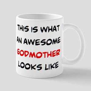 awesome godmother 11 oz Ceramic Mug