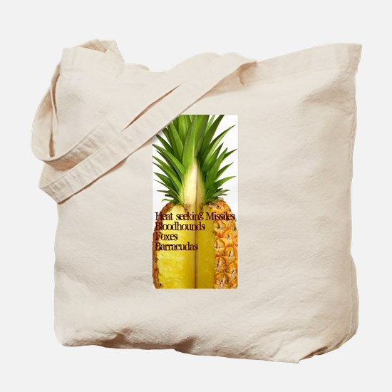 Cool Pineapple express Tote Bag