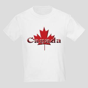 Canada Maple leaf Kids Light T-Shirt