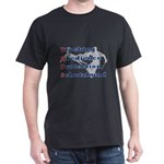 Schutzhund is TOPS Dark T-Shirt