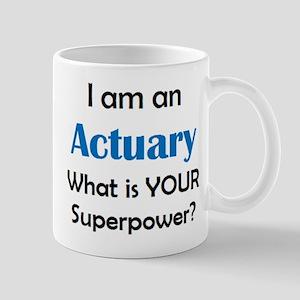 actuary 11 oz Ceramic Mug