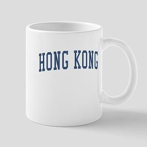 Hong Kong Blue Mug
