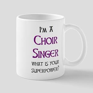 choir singer 11 oz Ceramic Mug