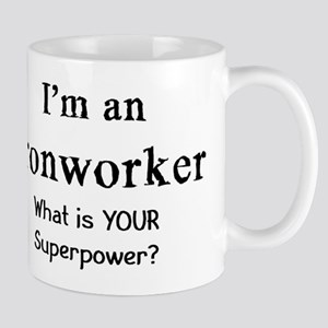 ironworker 11 oz Ceramic Mug