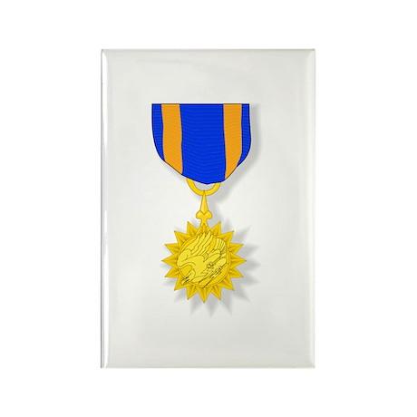 Air Medal Rectangle Magnet (10 pack)
