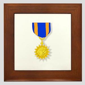 Air Medal Framed Tile