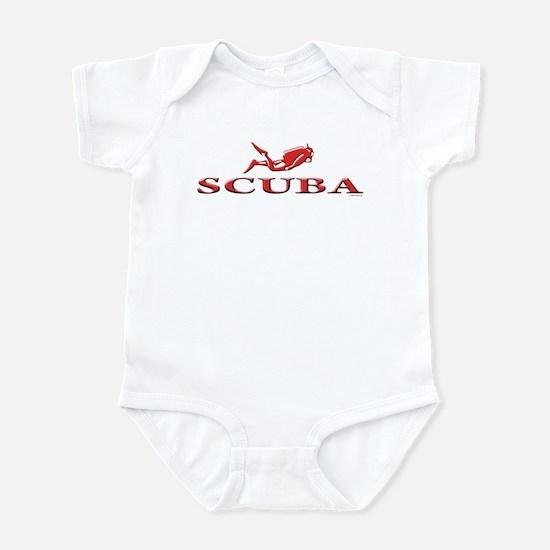 SCUBA Diver Infant Bodysuit
