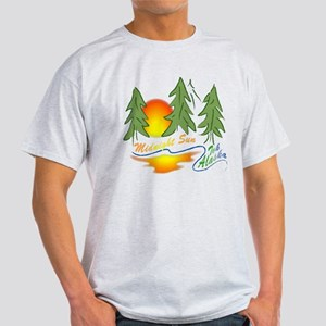 Tok, Alaska Light-colored T-Shirt