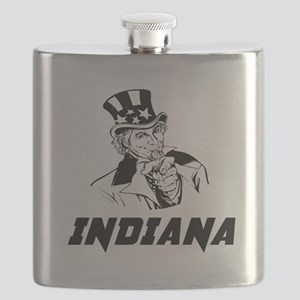 Indian Designs Flask