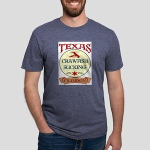 Crawfish Eating Champ T-Shirt