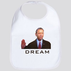 Obama Dream Bib