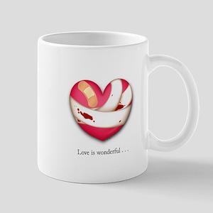 Love is Wonderful Mug