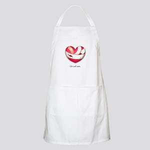 Get Well Soon BBQ Apron