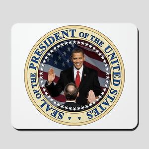 President Obama inauguration Mousepad