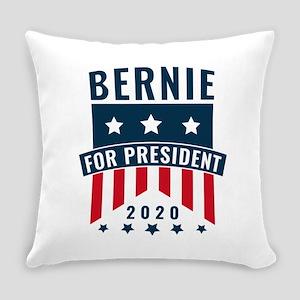 Bernie For President 2020 Everyday Pillow