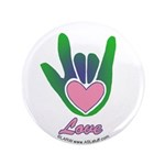 Green/Pink Love Hand 3.5