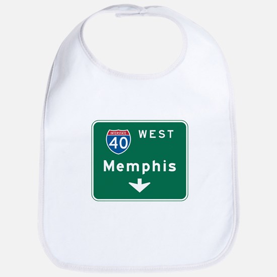 Memphis, TN Highway Sign Bib