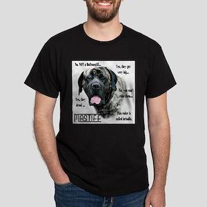 Mastiff(brindle)FAQ T-Shirt