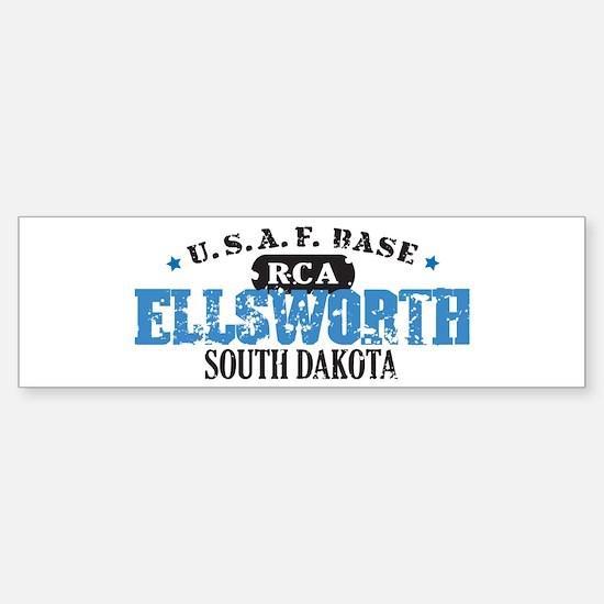 Ellsworth Air Force Base Bumper Bumper Bumper Sticker