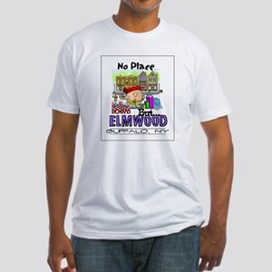 No Place But... Elmwood Fitted T-Shirt