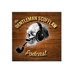 Gentleman Scofflaw Sticker