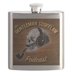 Gentleman Scofflaw Flask
