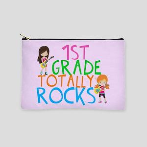 1st Grade Rocks Makeup Bag