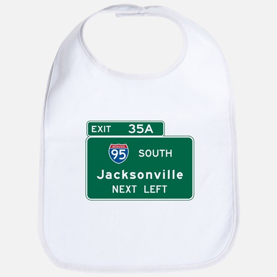 Jacksonville, FL Highway Sign Bib