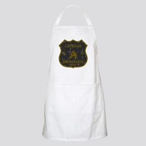 Librarian Ninja League BBQ Apron