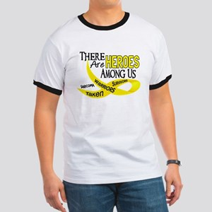 Heroes Among Us SARCOMA Ringer T