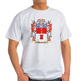 Trujillo Coat of Arms - Family Crest T-Shirt