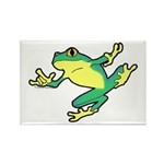 ASL Frog in Flight Rectangle Magnet (100 pack)
