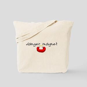 Danger Magnet Tote Bag