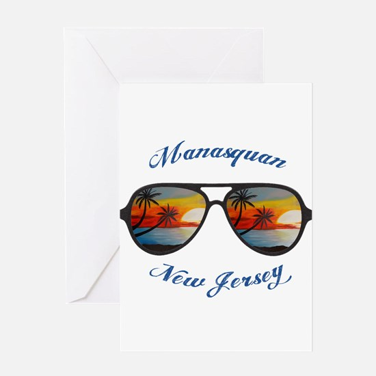 New Jersey - Manasquan Greeting Cards