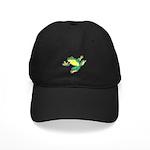 ASL Frog in Flight Black Cap