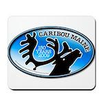 Caribou Maine Sesquicentennial Mousepad