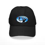 Caribou Maine Sesquicentennial Black Cap