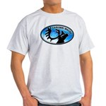 Caribou Maine Sesquicentennial Light T-Shirt